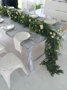 Guirnalda de mesa