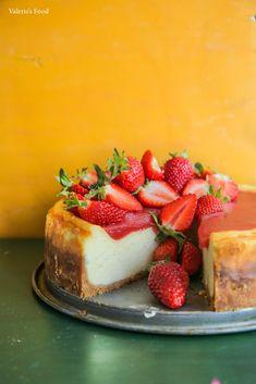 Parfait, Biscuit, Cheesecake, Deserts, Food, Lavender, Cheese Pies, Desserts, Biscuits