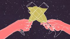 If you must, take heed: Champagne and other booze flow freely on New Year's Eve. But if you want to wake to a new year without the side effects of alcohol, don't fret: Science offers some guidance.