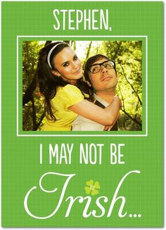 Just Kiss Me - St Patricks Day Cards in Clover | Magnolia Press