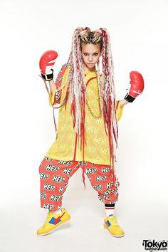 HEIHEI Japanese Fashion Brand by Shohei Kato (9)