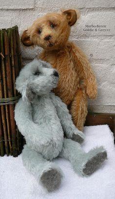 Goldie en Greyzz (Marbo Beren)