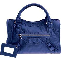 Balenciaga Arena Giant Covered City ($1,945) ❤ liked on Polyvore featuring bags, handbags, purses, balenciaga, borse, handbags & purses, luggage, women, zip top bag and hand bags