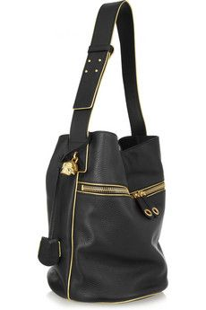 A more subtle version of the Alexander McQueen bag - it's wonderful!