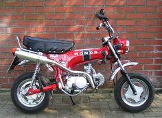 Dax AB23 mit 110cc ZongShen