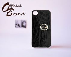 Gucci Clutch Black iPhone 4/4s, iPhone 5/5s,5c, Samsung Galaxy S2/S3/S4/S5