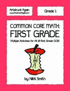 Common Core Math: First Grade