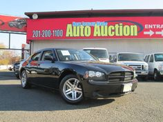 2007 Dodge Charger 4dr Sedan 4-Speed Automatic RWD