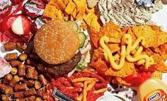 Image result for  junk foods dangers