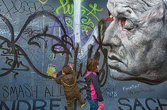 #Streetart #Graffiti #Berlin