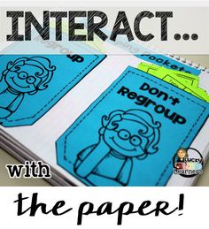 Not Just a Flip Flap: How We Interact with our Interactive Notebooks - Education to the Core