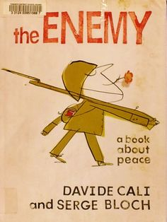 The Enemy by David Cali and Serge Bloch
