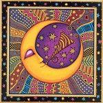 Мобильный LiveInternet Дэн Моррис: лунно-солнечное творчество. Прекрасный материал для декупажа. | Ясёнок - Дневник Ясёнок |