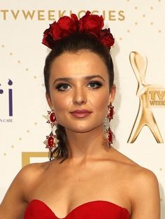 2016 Logies: Red Carpet Beauty 2016 Logie Awards Red carpet beauty #PhillipaNortheast