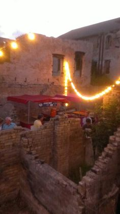 From italy to hot wells in satx