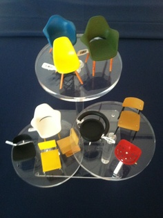 More mini chairs!
