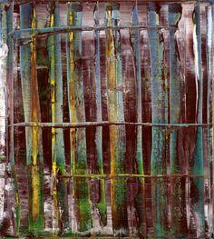 Gerhard Richter | Abstraktes Bild Abstract Painting 1992 92 cm x 82 cm Catalogue Raisonné: 776-3 Oil on canvas