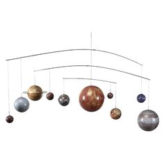 Authentic Models Solar System Mobile - GL061