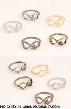 Infinity Message Ring
