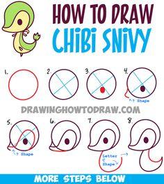 howtodraw-cute-baby-chibi-kawaii-snivy-pokemon.jpg (900×1008)
