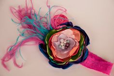 Playful Pixie boutique headband M2M by McKenzieGraceDesigns, $18.99