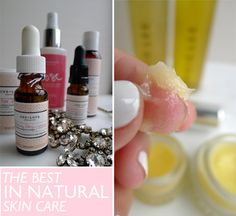 The best in Natural Beauty and Skin care | The Sparkle