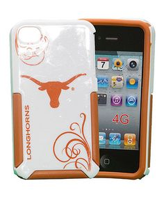 Take a look at this Texas HELMETZ Case for iPhone 4/4S by iFanatic on #zulily today!