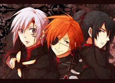 Tags: Anime, Fanart, D.Gray-man, Allen Walker, Lavi