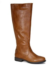 Look what I found on #zulily! Bamboo Chestnut Montage Boot by Bamboo #zulilyfinds
