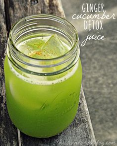 Best sounding Detox Juice by far! Definitely trying out this one after the new year.