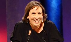 Miranda Hart makes me laugh til it hurts! My fav female comedian and I hope to be in her show, Miranda, one day......