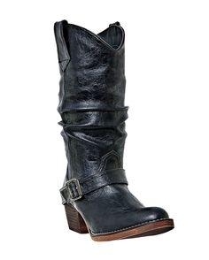 Not practical but would be good for performances...Dingo Women's Pretender Boots - Black