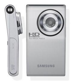 Samsung HMX-U10 YouTube Camcorder