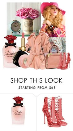 """Unbenannt #5974"" by snowmoon ❤ liked on Polyvore featuring Dolce&Gabbana"