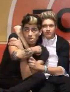 Ziall..you guys okay? Is u good? Good cuz I wants to know. But I don't think they r good. ZIALL. R U OK?