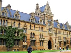 Just about an hour northwest from London is the small town of Oxford, known for having one of the best universities in the world. Only the best of the best study here. Founded in 1167 by scholars who came from France, it turned into England's first university filled with spectacular spires dominating the skyline. It […]
