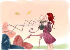 Storyboard, Illustrator, Disney Characters, Fictional Characters, Disney Princess, Anime, Beauty, Art, Beleza