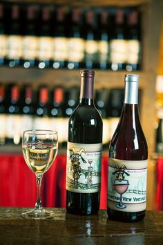 Mountain View Vineyard Winery#PoconoMtns