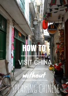 How to Travel in China Without Speaking Chinese - Adventures Around Asia