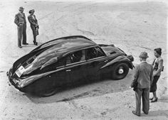 Tatra T97 - 1938