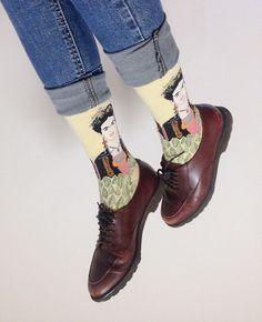 meias da Frida Kahlo :p