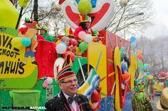 Alaaf! Geslaagde carnavalsoptocht in Kloosterwieke (film&foto)