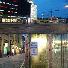 Kevään seurakuntakierros 3 - välilasku #Helsinki
