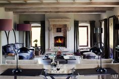 a life's design: Italian Farmhouse...