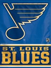 """Officially Licensed NHL Product 27"""" x 37"""" in Size 100% Weather & Fade Resistant Polyester Premium Quality Flag / Banner Reinforced Sleeve - fits up to 2.5"""" diameter flag pole"""