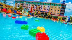 Un hôtel LEGO vient d'ouvrir ses portes en Floride ! - je - veux - tester -