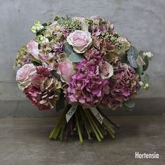 Beautiful new autumnal collection of bouquets from McQueens | Flowerona