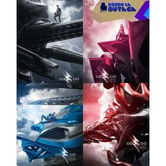 Llegan los posters oficiales de #PowerRangers protagonizado por los #Dinozords Lee más al respecto en http://ift.tt/1hWgTZH Lo mejor del Cine lo disfrutas #DesdeLaButaca Siguenos en redes sociales como @DesdeLaButacaVe #movie #cine #pelicula #cinema #news #trailer #video #desdelabutaca #dlb