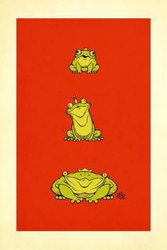 Jonatan Iversen-Ejve - Frogs