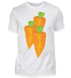 Karotten T-Shirt Basic Shirts, Logos, Carrots, Logo, A Logo